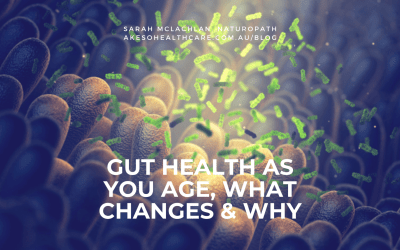 Gut Health as You Age: What Changes & Why