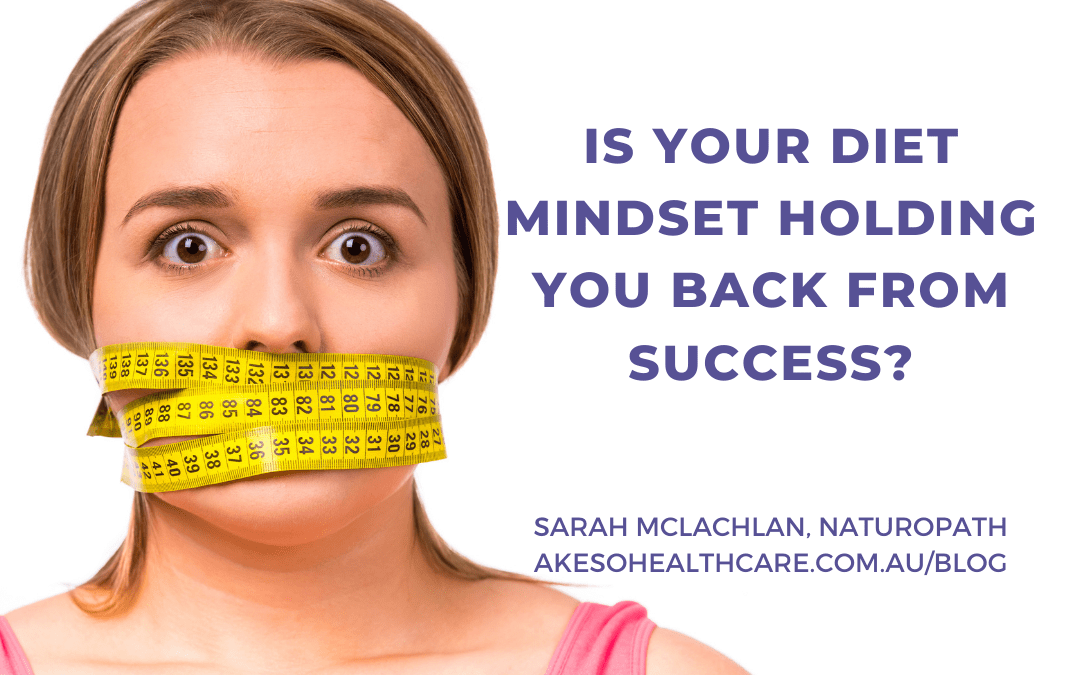 Is Your Diet Mindset Holding You Back From Success?