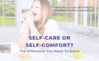 Self-Care Or Self-Comfort? The Difference You Need To Know