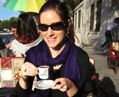 Abigail Keyes writer