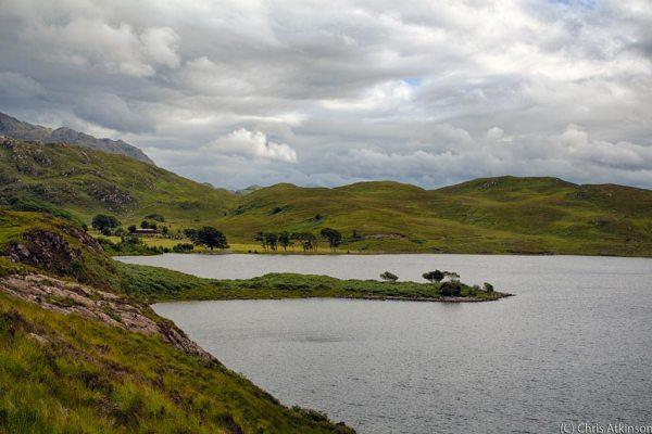 Loch Kernsary, nr Poolewe