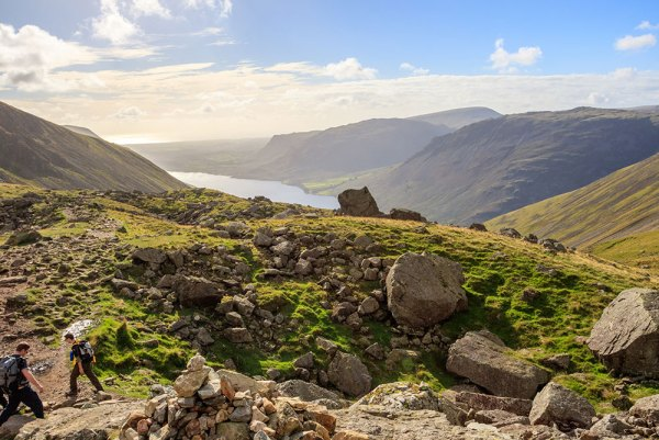 Hollow Stones to Wastwater