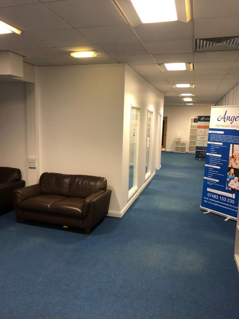 Enterprise Centre Offices Wythenshaw