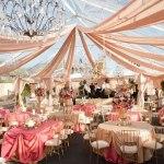 Düğün Kumaş Süslemeleri