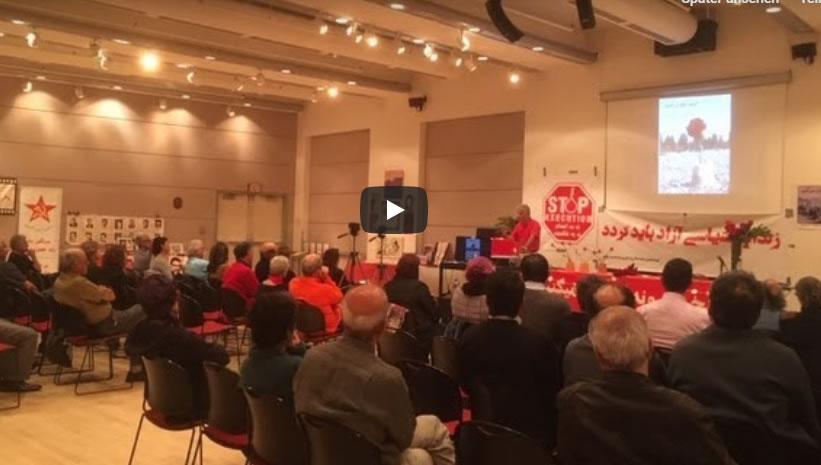 مراسم يادمان جانباختگان دهه ی شصت در ونکوور