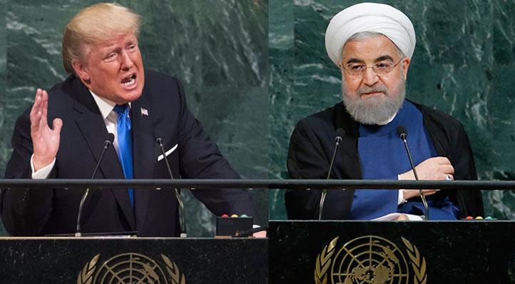 روحانی و ترامپ در مجمع عمومی