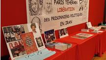 پاريس - تجليل از مبارزه به خون خفتگان