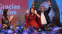پيروزی چپ ميانه در انتخابات آرژانتين