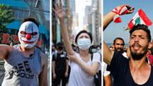 اعتراضات مردمی در جهان