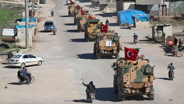 حمله ی نظامی ترکيه به شمال سوريه