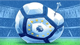 تأثیر «برگزیت» برفوتبال اروپا