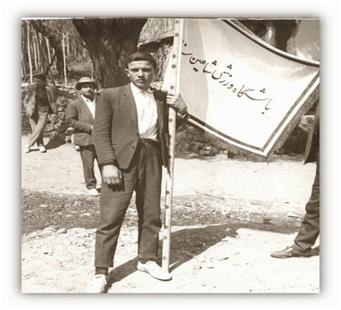ویترین خاطره ها - برای فوتبال کردستان و بیشکسوتان اش