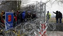 ادامه بحران پناهجويان در مرز ترکيه - يونان