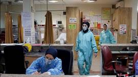 پزشکان و پرستاران خسته اند و خیز موج دوم کرونا در کمین