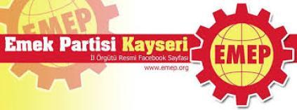 EMEK PARTİSİ / Kayseri - Startseite | Facebook