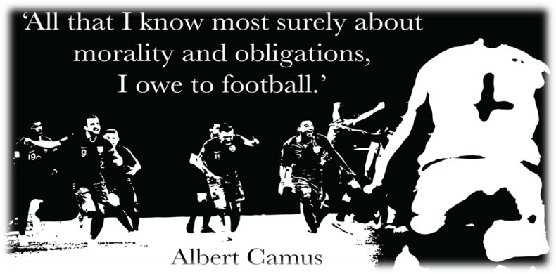 Never trust a marxist in football !