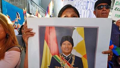 ما مدافع زندگی و صلح، ولی همراه با عدالت اجتماعی، هستیم! - اوو مورالس