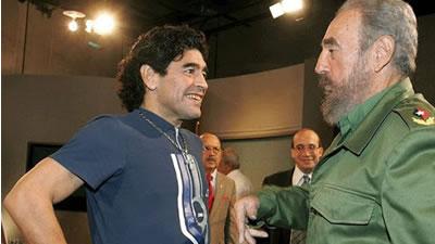 سیاست در سرشت مارادونا