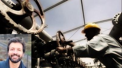 پیوندهای نفت و سیاست؛  اعتصابهای کارگران نفت و قدرت دوگانه در انقلاب 1357- پیمان جعفری
