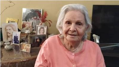 مادر شریفی، یکی دیگر از مادران خاوران درگذشت