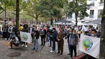 سالگرد ترور میکونوس در برلین
