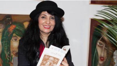 نگاهی به زندگی و کارهای شهلا آقاپور شاعر، نقاش، مجسمه ساز و عضو دبیران کانون نویسندگان در تبعید