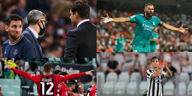 آرژانتین2 ایران1؛ امیدواری بانوان هندبال ایران؛ ایتالیا قهرمان والیبال اروپا؛ تنفر فرانسویها از سن ژرمن