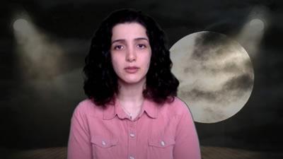 شعر امروز؛ اندوه ماه خسته - حسن حسام