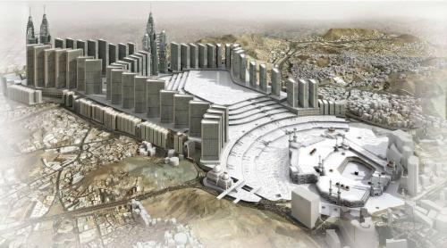 mekkah ka'bah masjidil haram masa depan