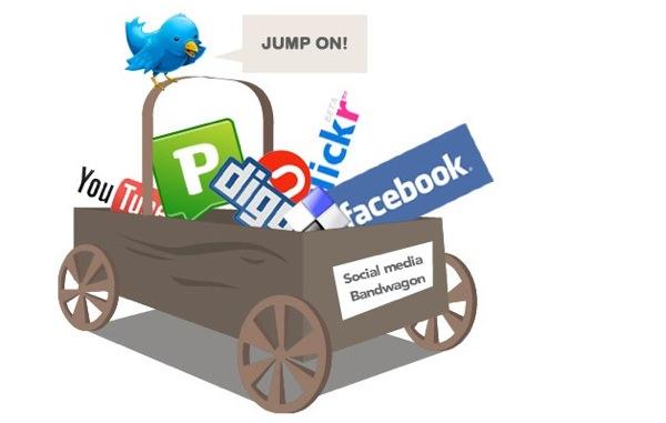 Wabah jejaring sosial