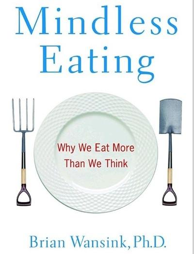 Cara diet ampuh  Mindless Eating