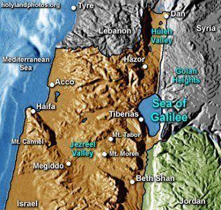 Tanda-tanda Munculnya Dajjal dan Danau Tiberias