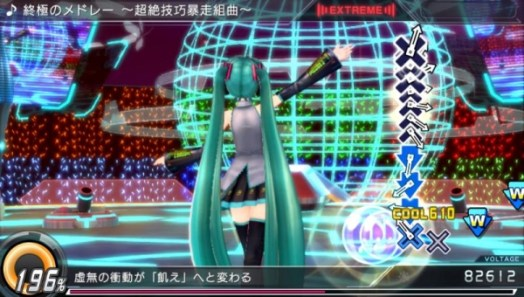 Image result for hatsune miku project diva x