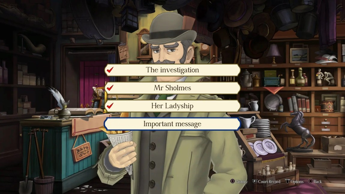 The Great Ace Attorney Chronicles - Review