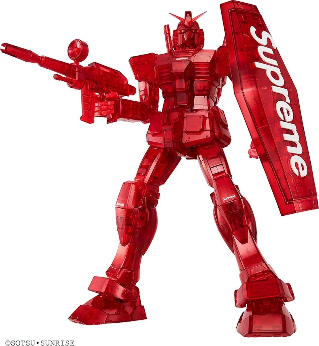 Supreme Gundam