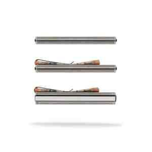 Silver wallet ultra thin minimalist wallet compact mini wallet