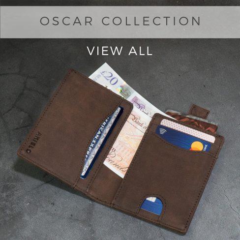 AKIELO Wallet Oscar Tap & Go Wallet Collection