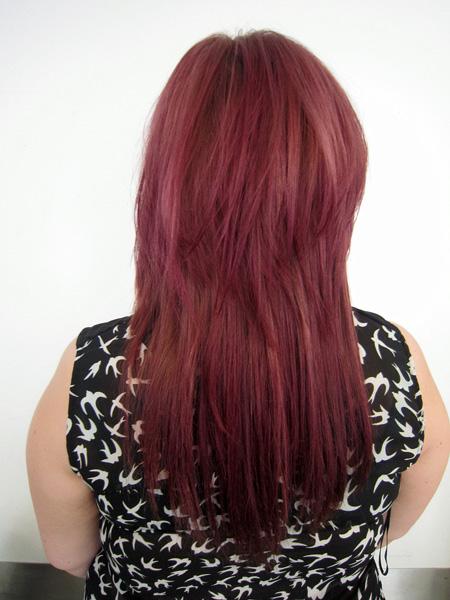 Image Result For Long Hair Back
