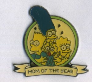 Les Simpsons, Mom of the year