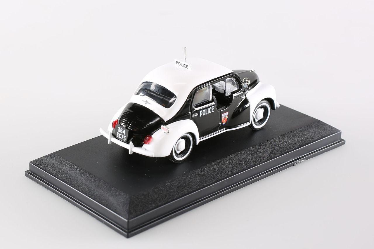 """Renault 4CV """"PIE"""" Police de Paris 1956 1/43"""