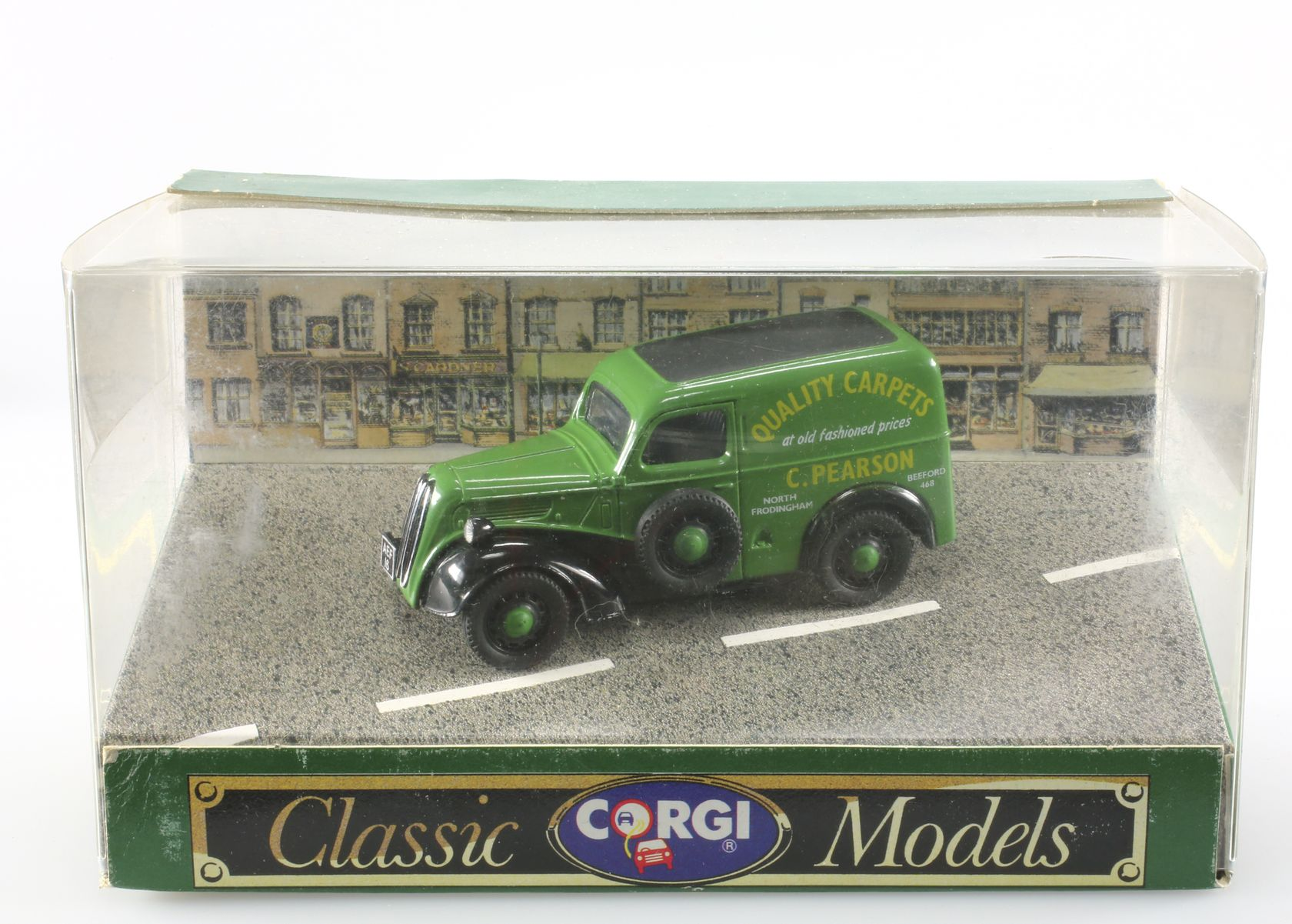 Ford Popular camionnette C.Pearson 1/43