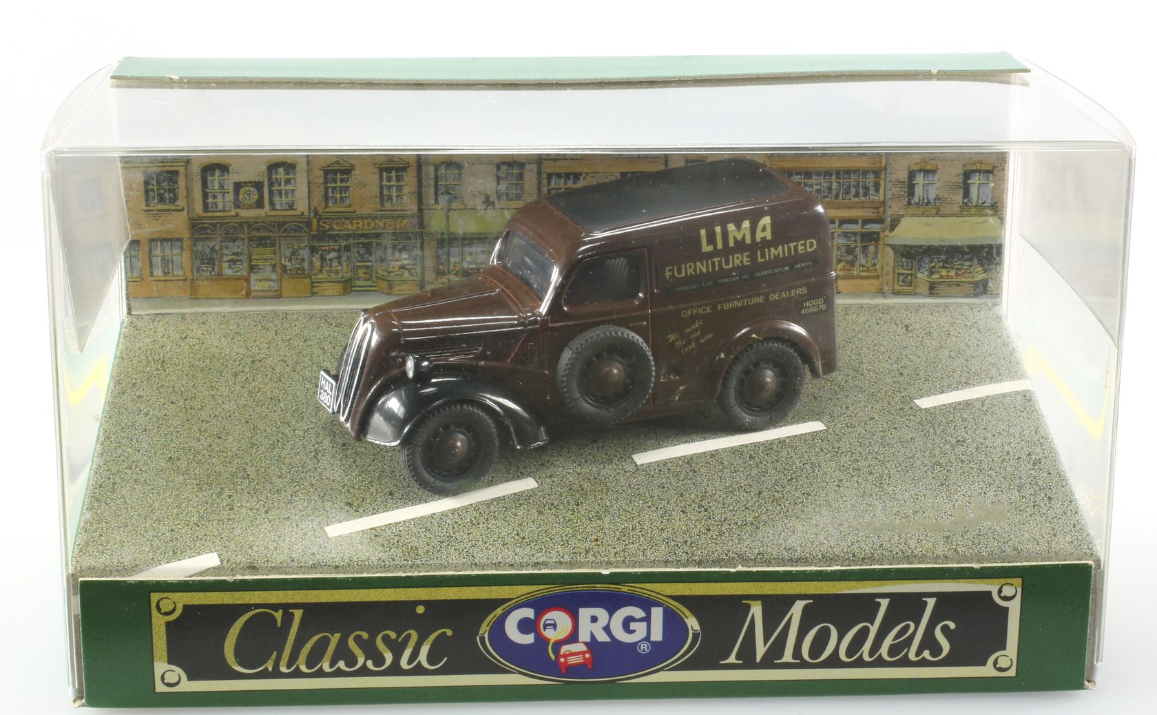 Ford Popular camionnette Lima 1/43