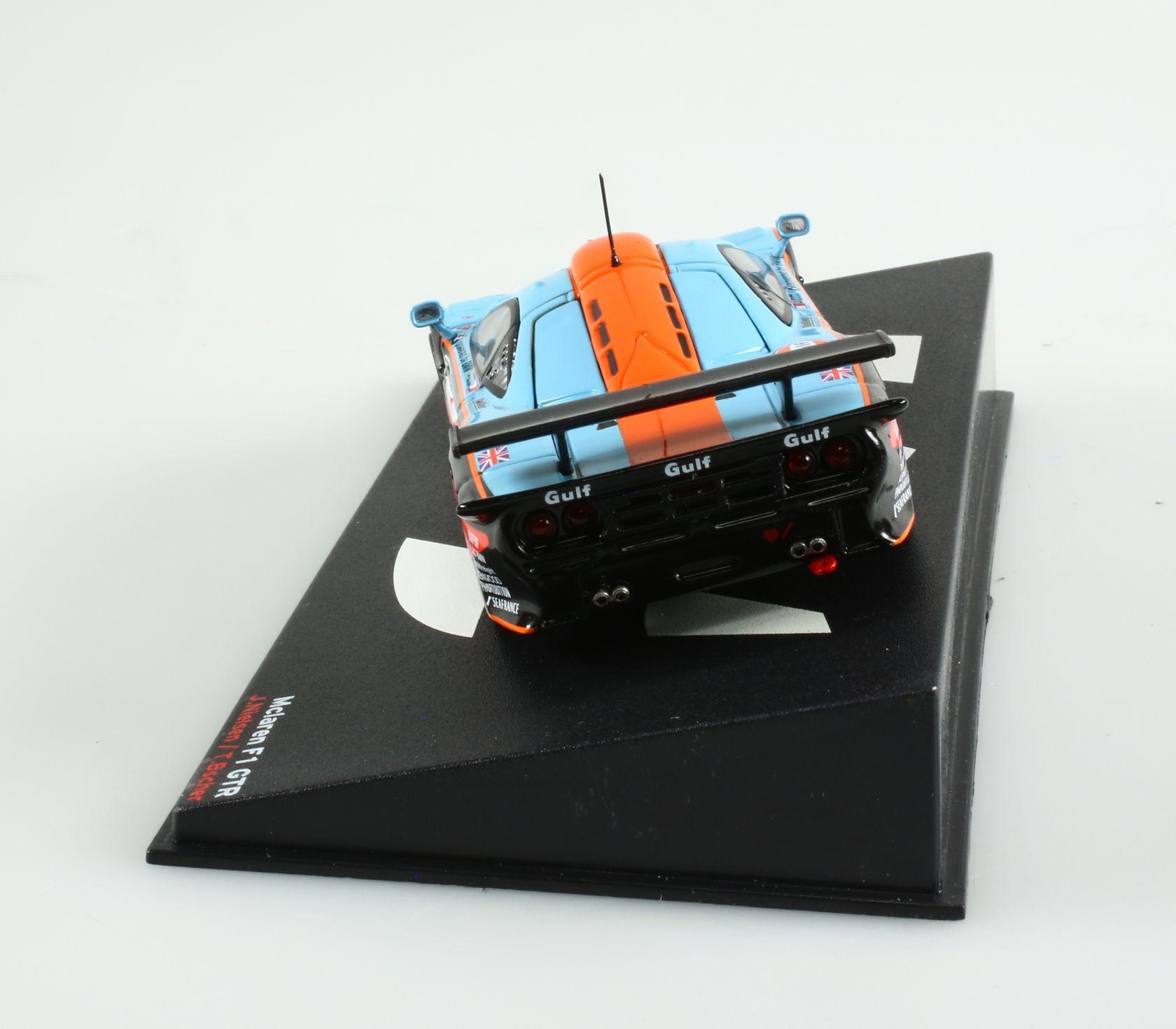 Miniature Mc Laren F1 GTR 1/43