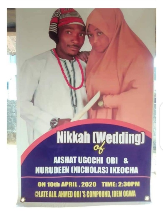Igbo Islamic marriage
