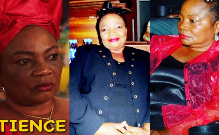 Veteran Actress, Patience Oseni Is Dead