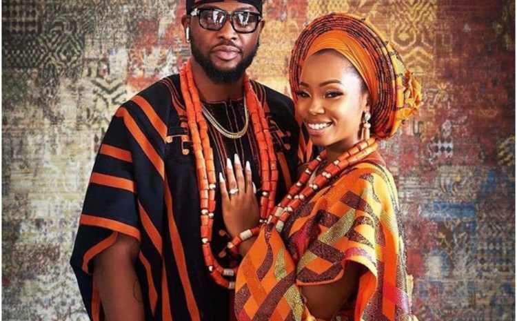 Former BBNaija housemates, Teddy A And Bambam Welcomes First Baby