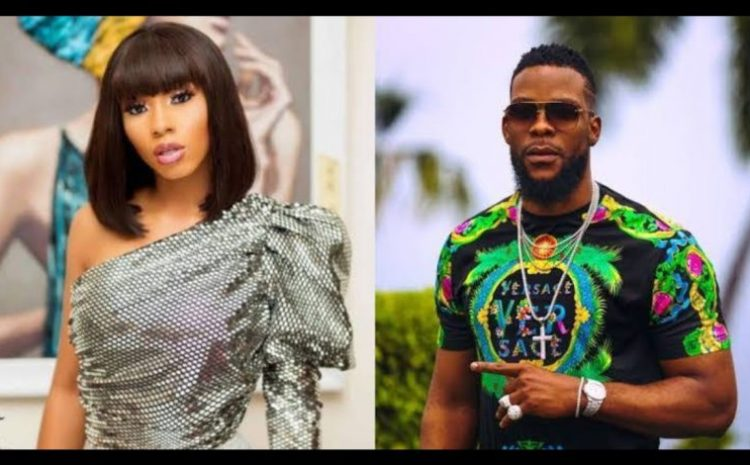 Mercy Eke Hints At reason For Ending Relationship With London Lover, Willie XO (Must See)