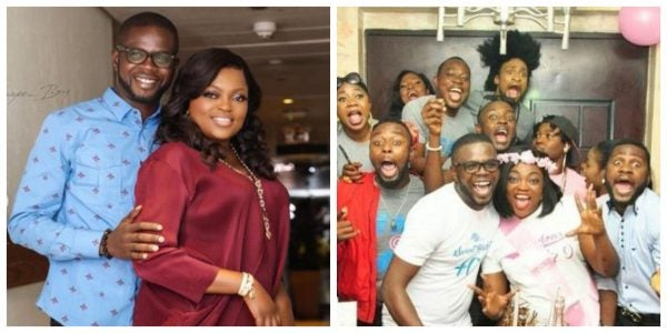 Nigerians React As Funke Akindele Throw House Party During Total Lockdown Amid Coronavirus