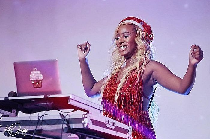 Mad O!! DJ Cuppy Shows Off New Skill She Learnt During Quarantine