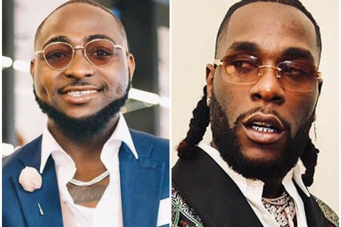 Davido & Burna Boy Throwing Serious Shades At Each Other (See What Happened)